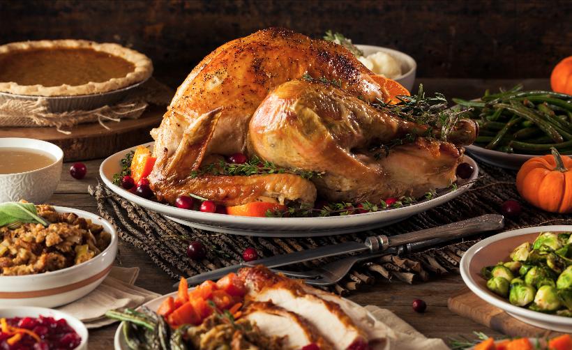 Seasonal Turkey Tacoma Boys